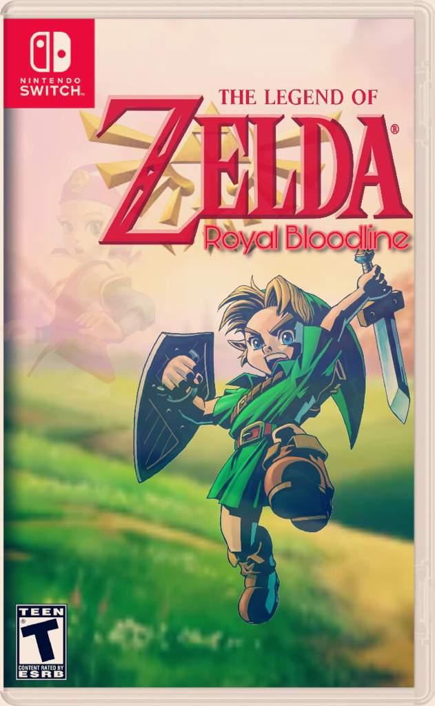 The Legend of Zelda: Royal Bloodline (Gameplay Concept