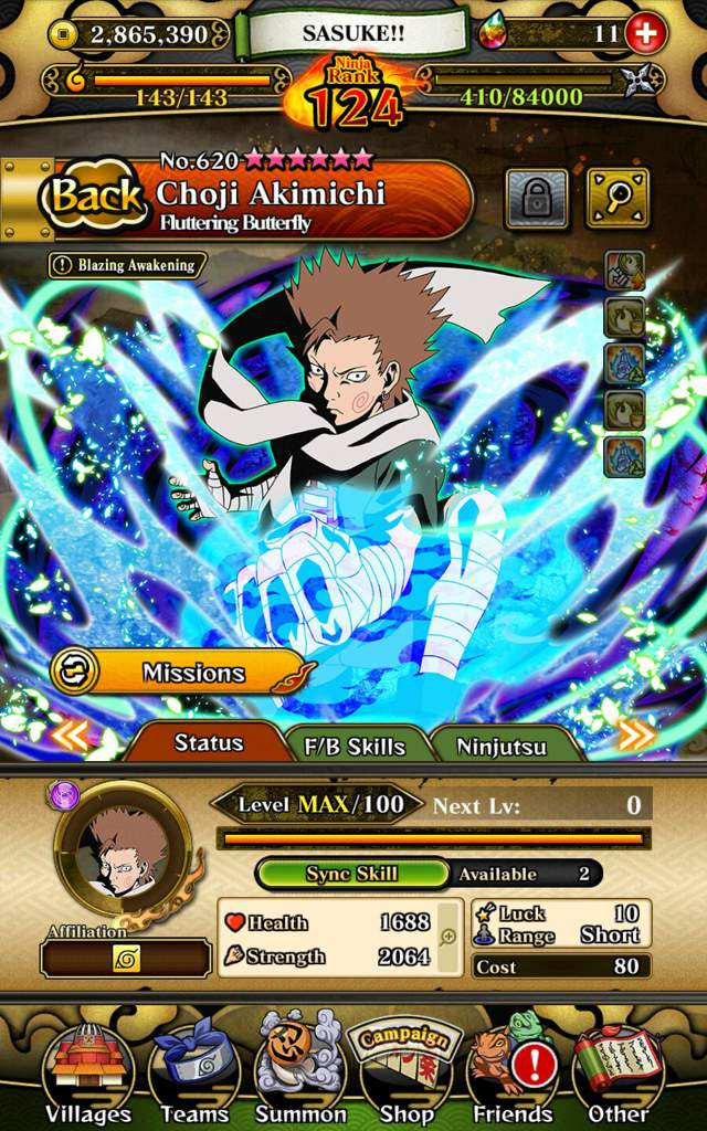 who is my best blazing bash unit?? |  NARUTO BLAZING  Amino