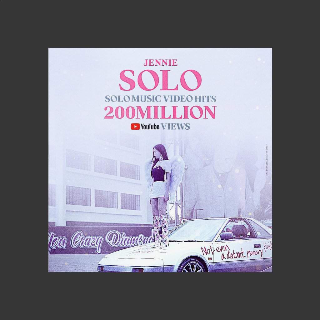 BA NEWS TEAM] JENNIE 'SOLO' HITS 200 MILLION VIEWS ON