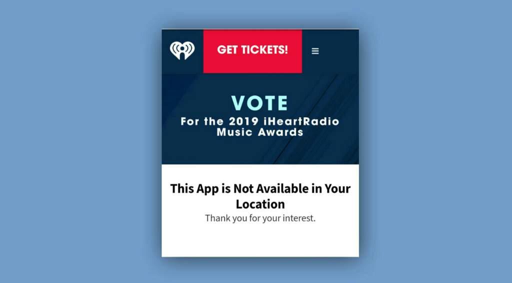 ❏↷ iHeartRadio Music Awards 2019