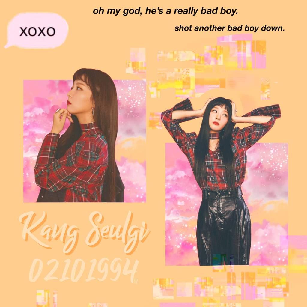 HAPPY BIRTHDAY RED VELVET SEULGI   K Pop Amino