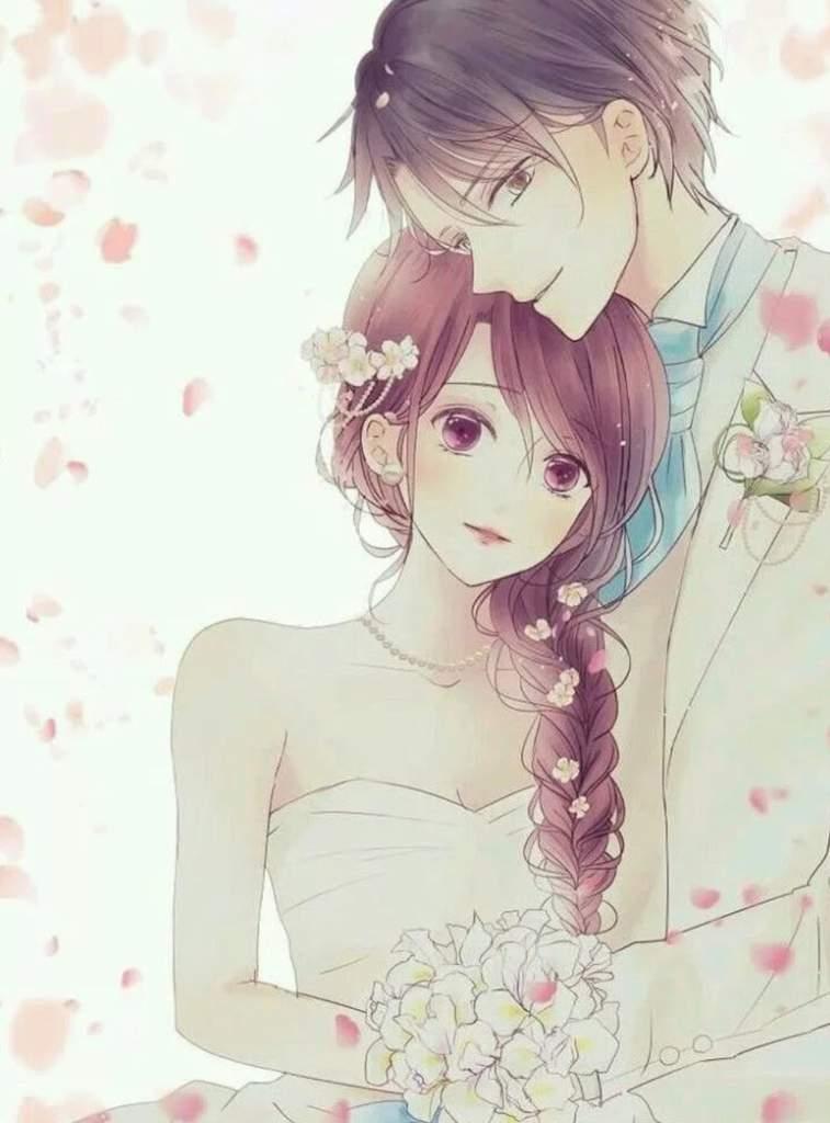 Картинка арт свадьба