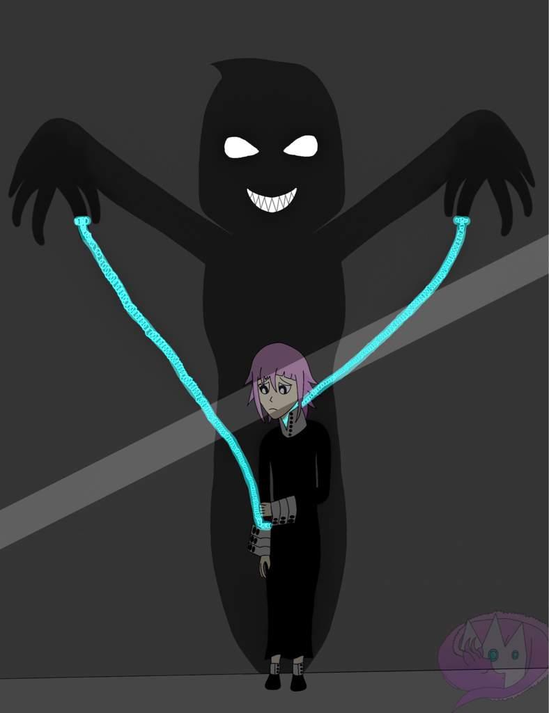 dd2aa122c49ad3 Shadow: Crona fanart | Soul Eater Amino