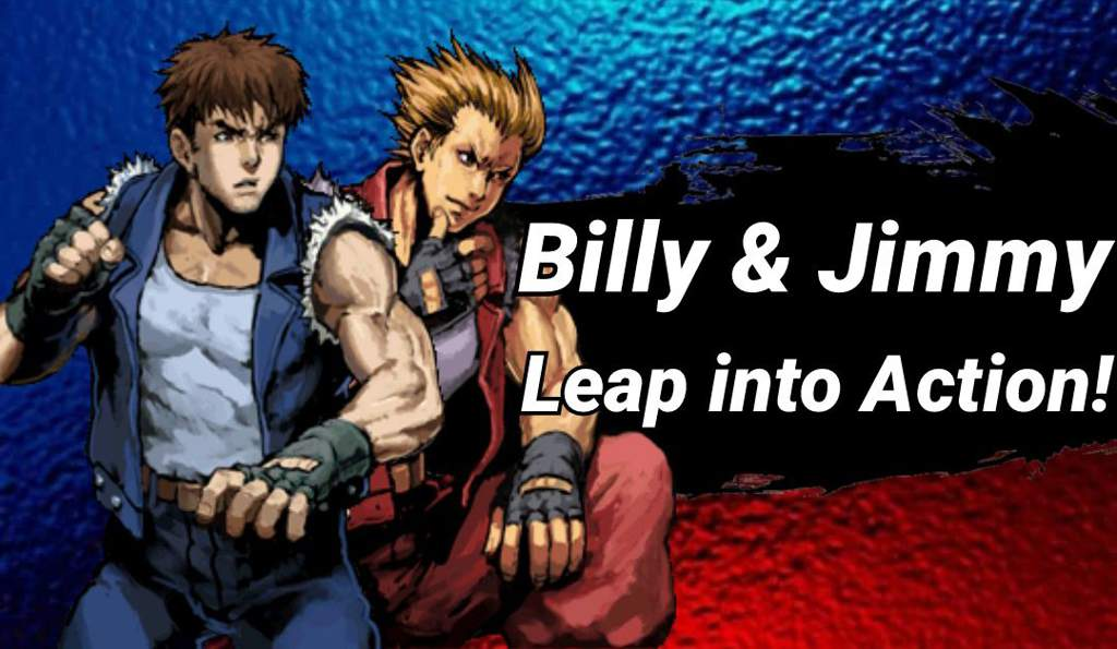 Character Idea Billy Jimmy Lee Smash Amino