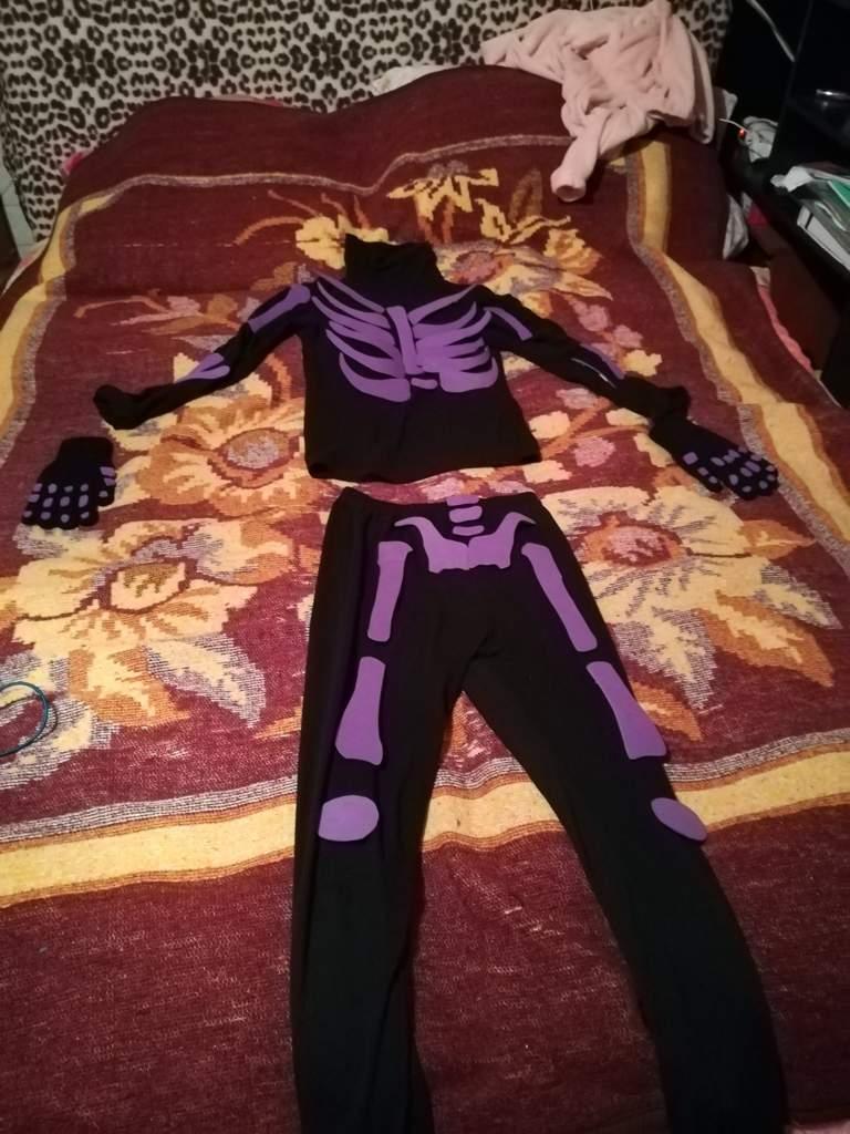 Purple skull trooper costume | Fortnite: Battle Royale