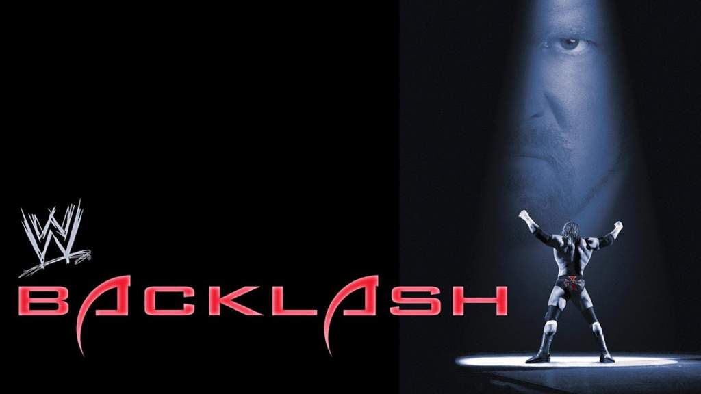 Image result for wwe Backlash 2005 poster