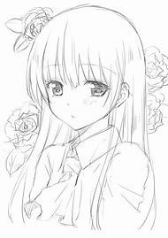 Image Best Cute Anime Girl Drawing Ideas And Images On Bing