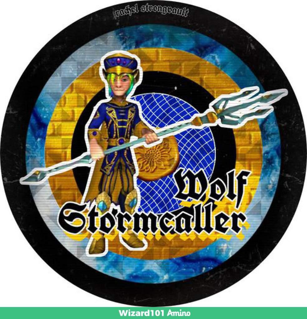 Wolf Stormcaller 🐺🐺 | Wizard101 Amino