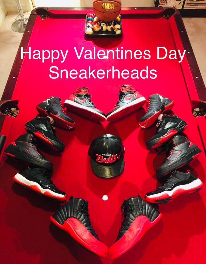 608af6aacfca Happy Valentines Day Sneakerheads
