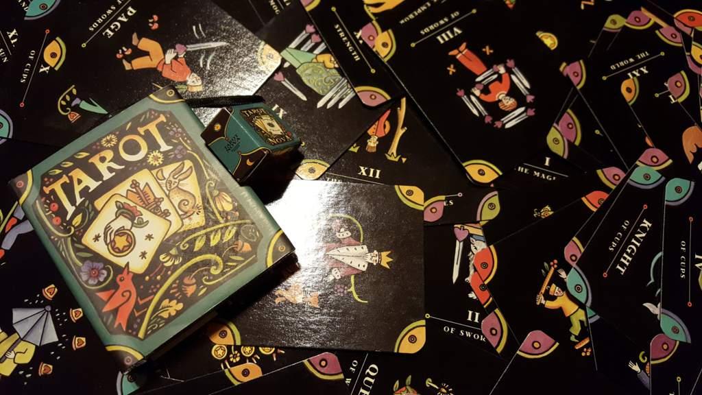 My First Tarot Deck   🐲 Hatchling Clan 🐉 Amino