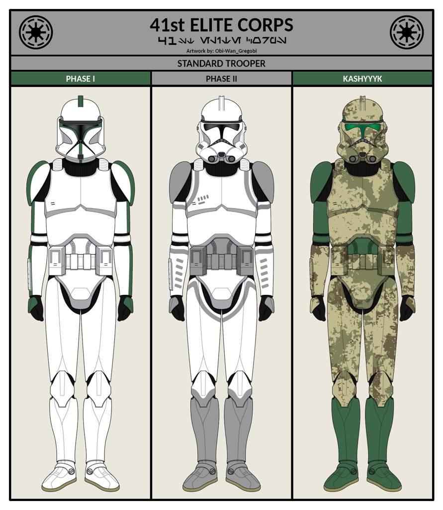 41 Elite 41st recruitment chat~ | star wars clone wars rp amino