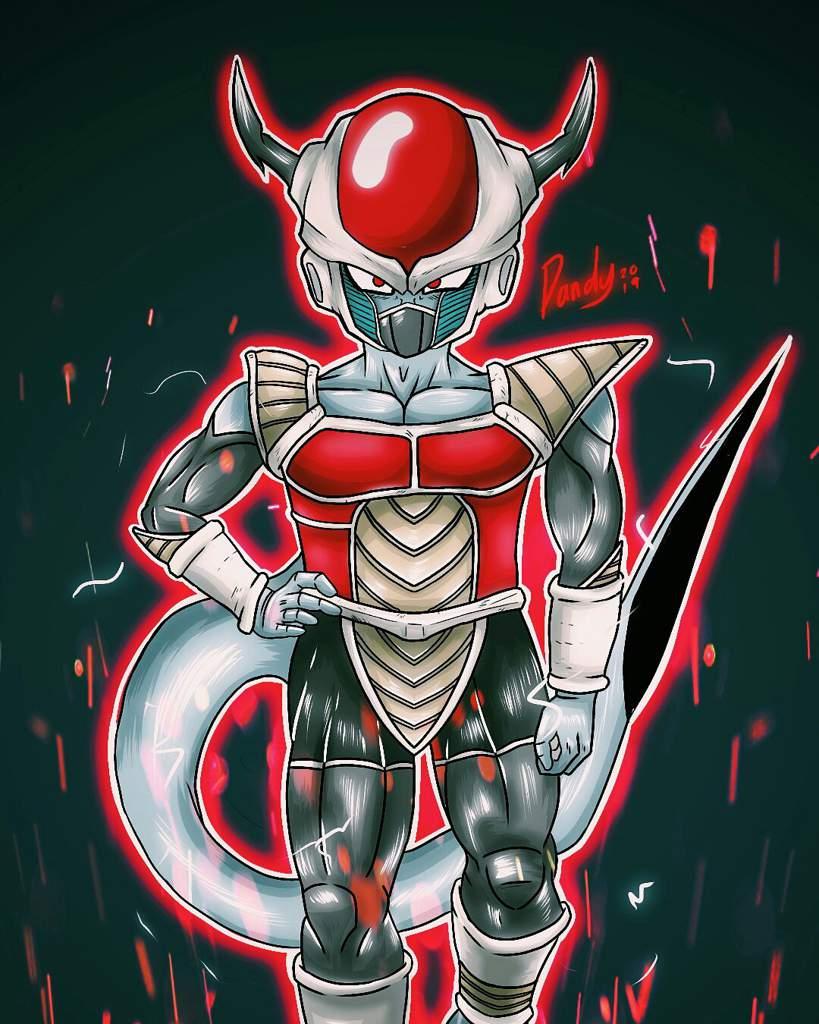 Zero A Brand New Frieza Race Oc Dragonballz Amino