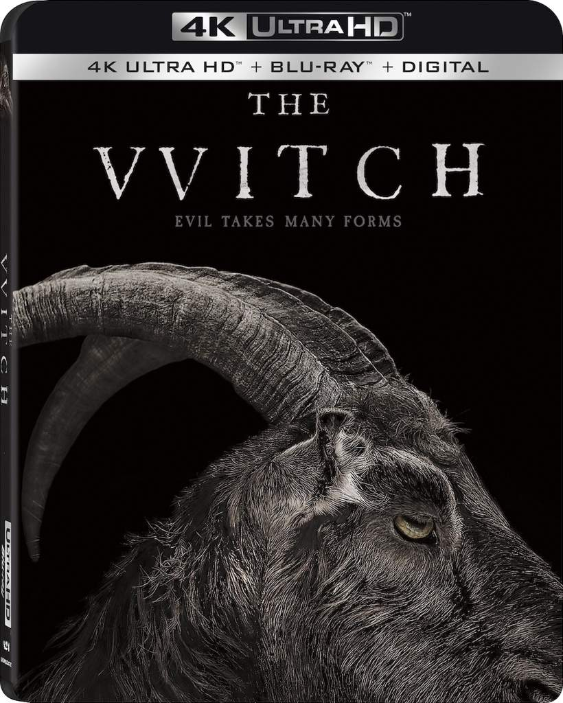 The witch 4K blu ray | Horror Amino