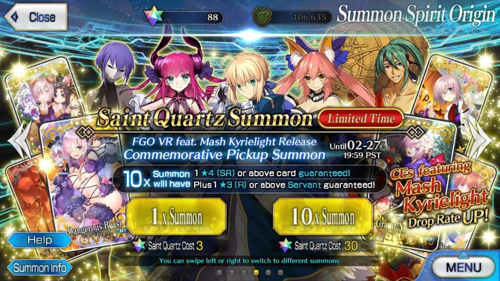 Is This Pretty Much Like Story Banner? | Fate Grand Order Amino