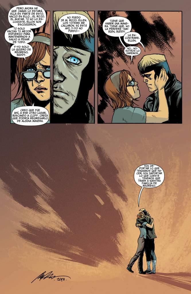 Animal man #23 y #24 | Wiki | •Cómics• Amino