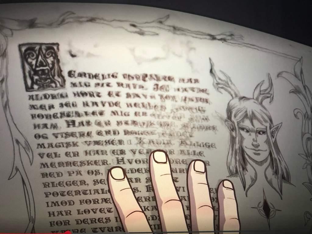 Spoilers) Aaravos book translation | The Dragon Prince Amino Amino