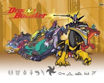 Dragon Booster (The JETIX SAGA EP 3) | Cartoon Amino