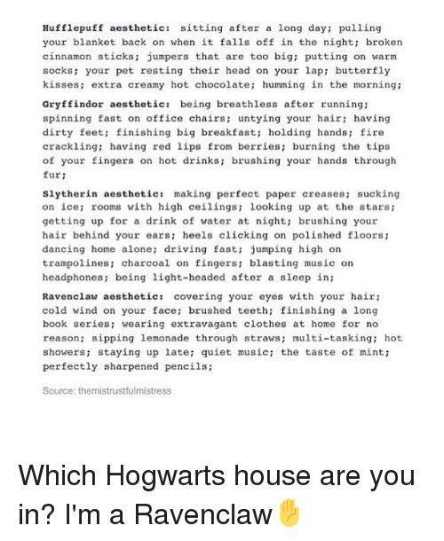 Hogwarts Houses Word Aesthetic Harry Potter Amino