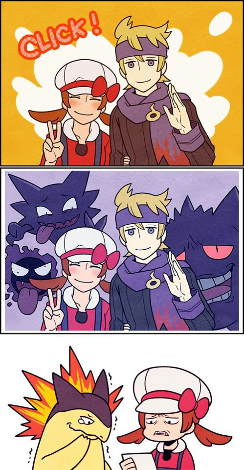 Duskull Comics Part 2 Pokemon Oc Anime Roleplayers Amino