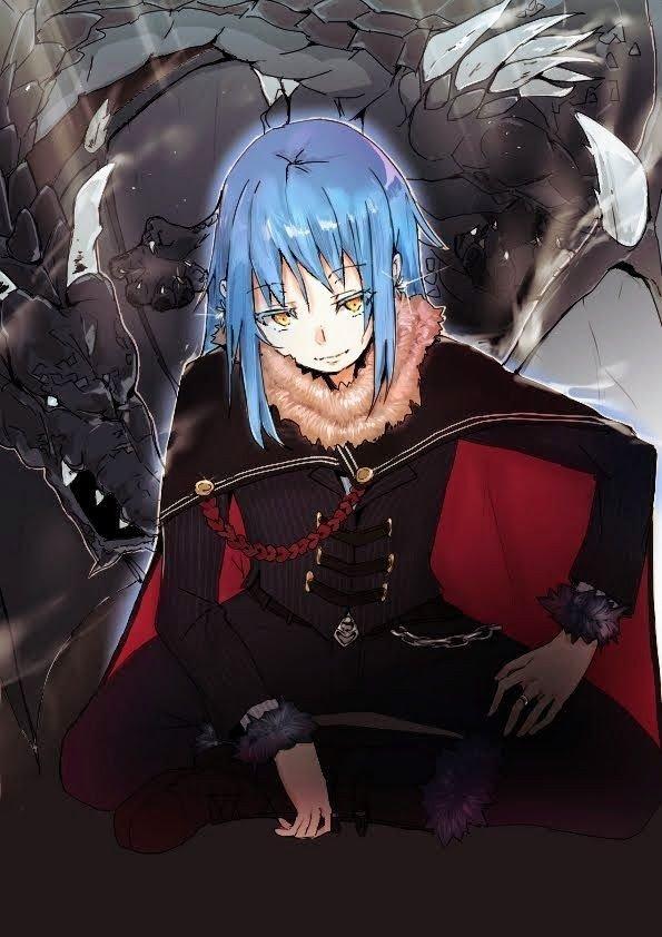 Tensei Shitara Slime Datta Ken Anime Et Manga Amino