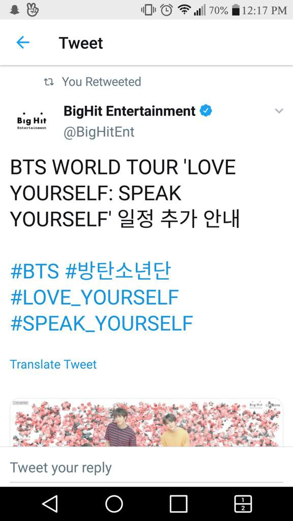 Bts speak yourself tour canada