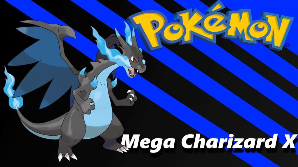 Custom Mega Charizard X Wallpaper Pokémon Amino