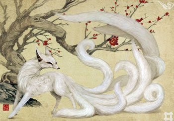 Japanese yokai: Kitsune | Wiki | Mythology & Cultures Amino