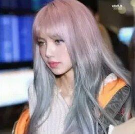 this is the best hair edit of lisa 😎😎😙😙😙 | BLINK (블링크) Amino