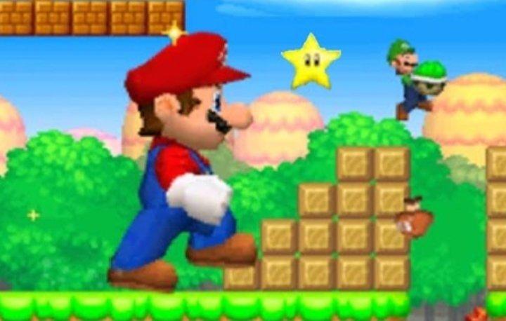 What if New Super Mario Bros U Deluxe had Versus Mode ...