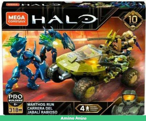 Latest | Halo Mega Bloks Amino