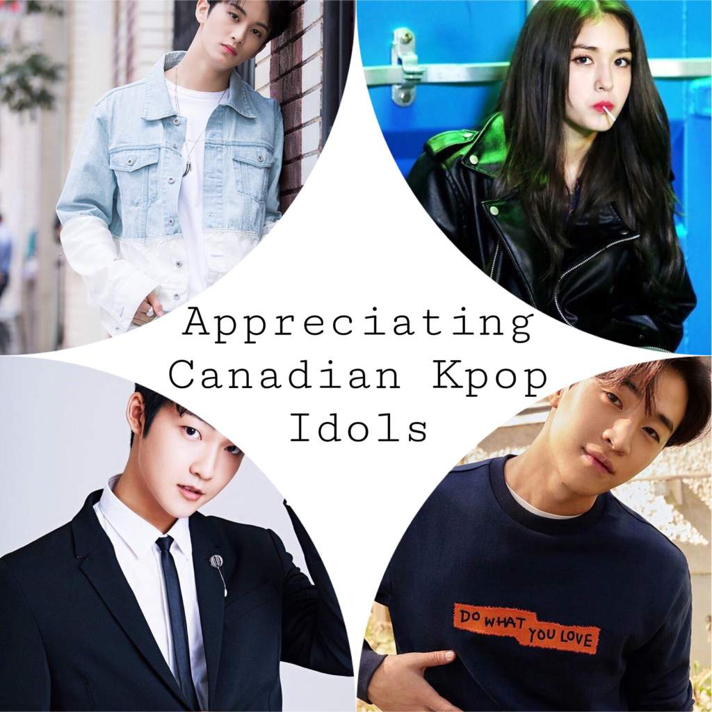 Canadian K Pop Idol Appreciation Post K Pop Amino