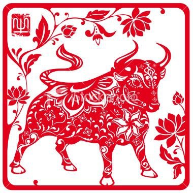 Image result for Lunar New Year ox