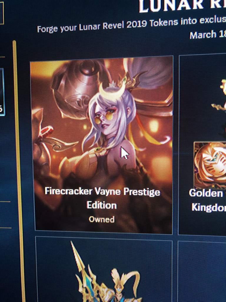 FIRECRACKER VAYNE PRESTIGE EDITION | League Of Legends Official Amino