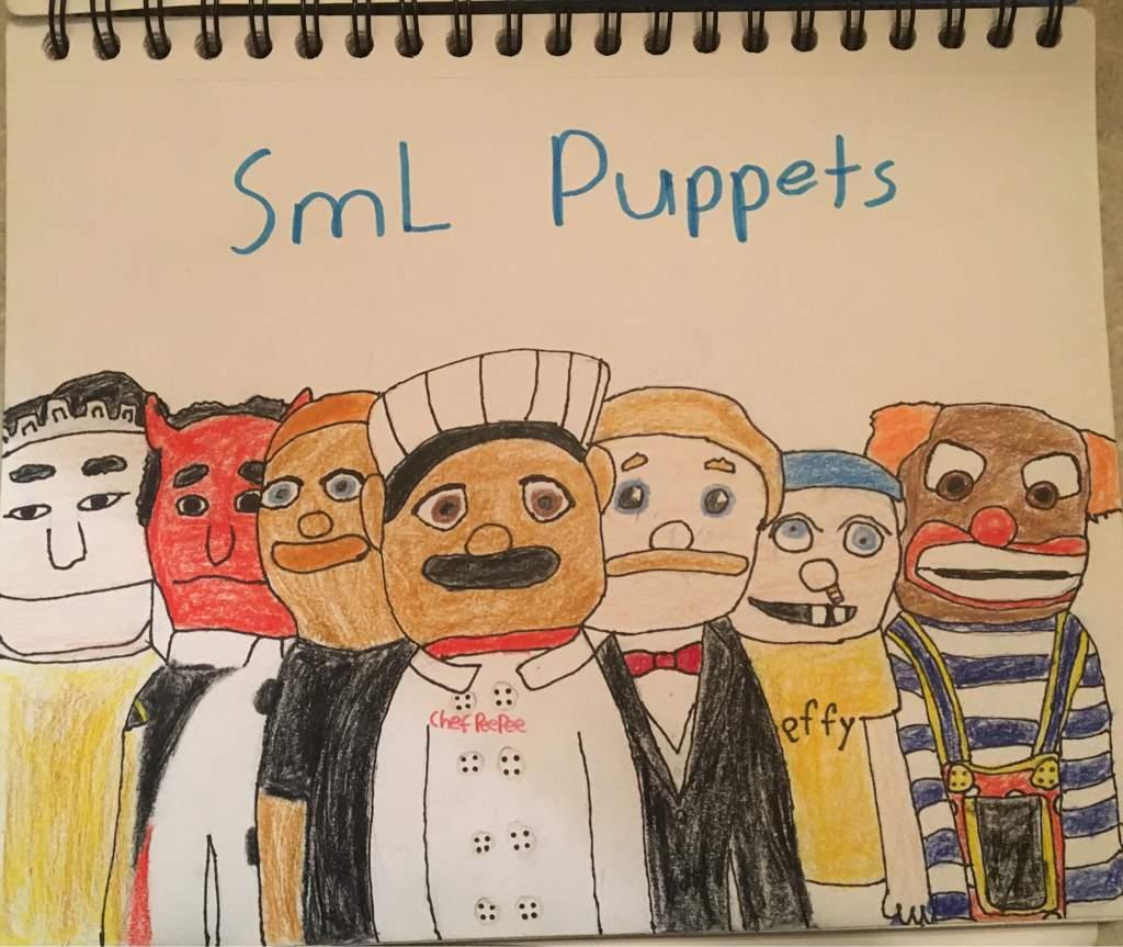The Puppets Of Sml Sml Amino Amino