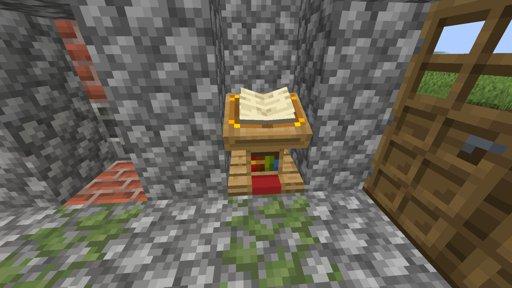 Libro de recetas minecraft 1 11 2