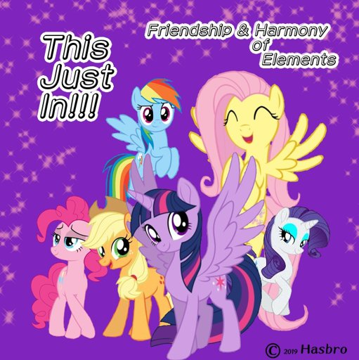9   My little pony Amino
