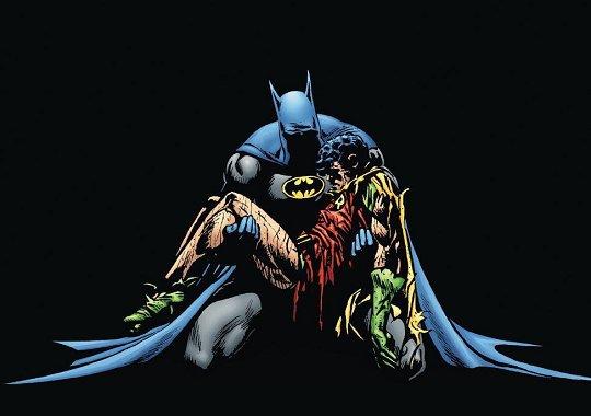 f9451ad051ab7 Batman  Morte em Família