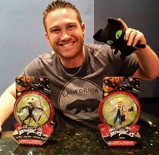 Happy B-day to Bryce Papenbrook!!! (American Adrien/Chat