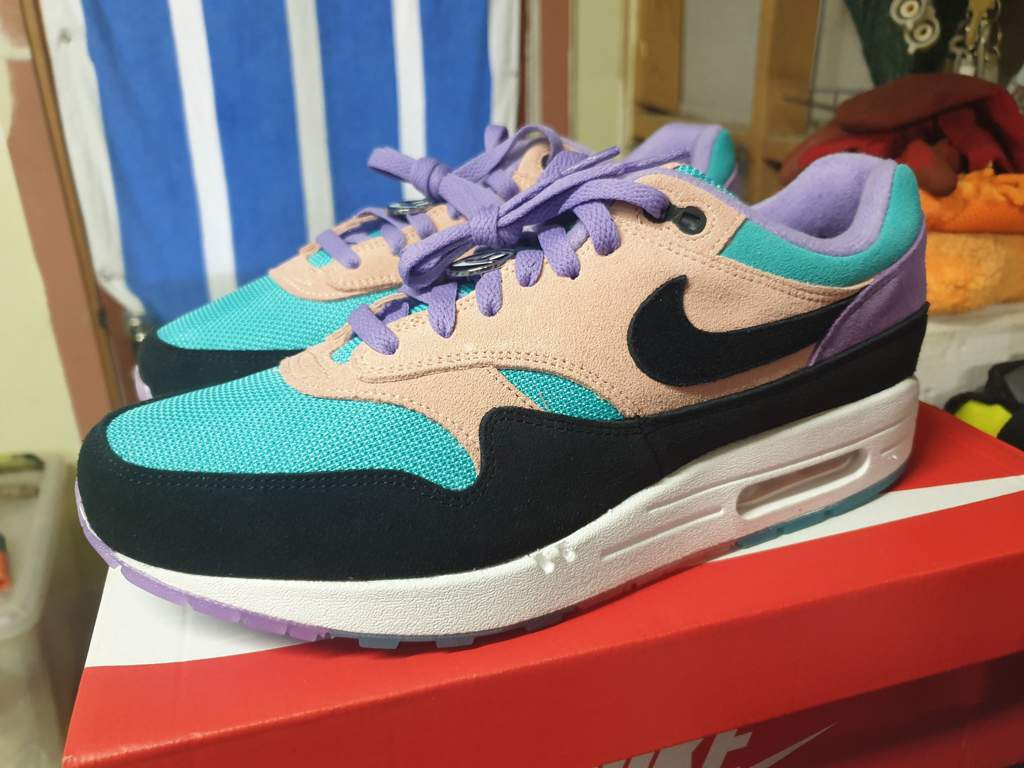 best service 72bce 3d671 Nike Air Max 1 ND - Nike Day  😃  Have a Nike Day 😃   Sneakerheads ...