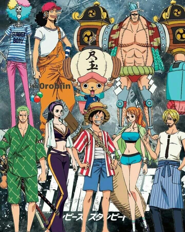 Film One Piece Stampede