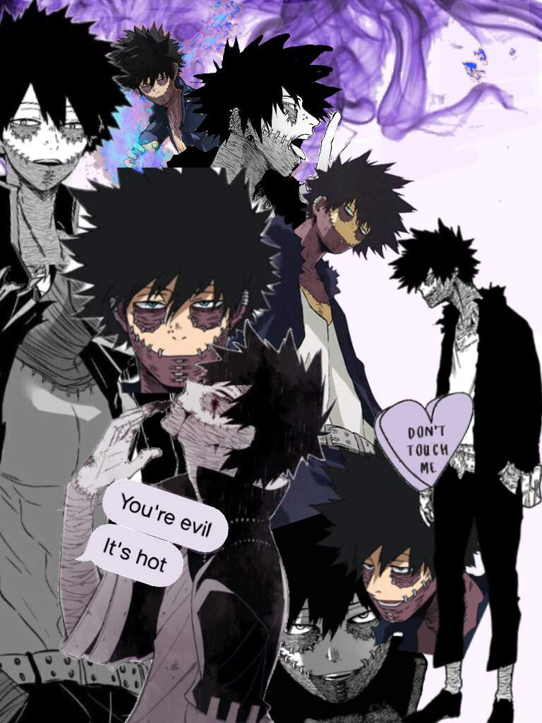 Dabi Wallpaper My Hero Academia Amino