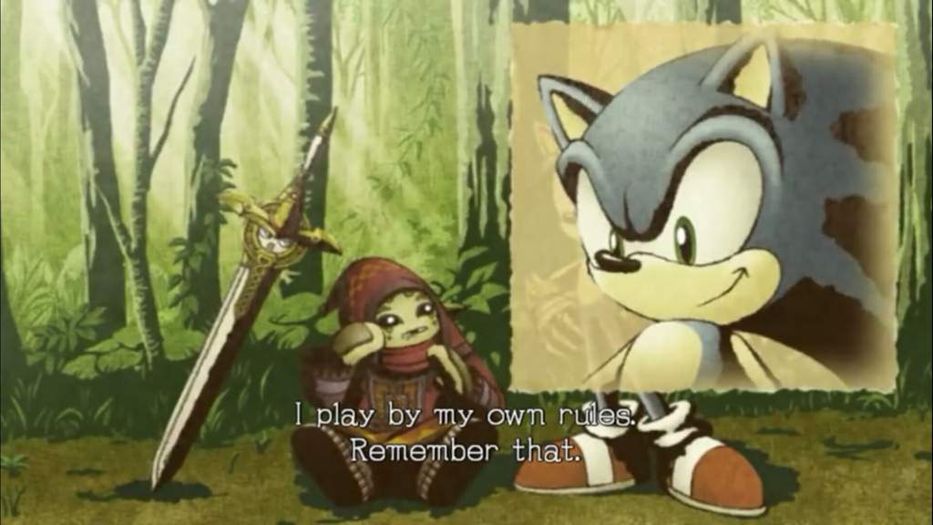 Complete Character Analysis 1 Sonic The Hedgehog 1 Sonic The Hedgehog Amino