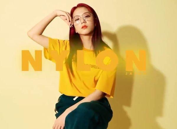 Jisoo Wearing Yellow Blackpink 블랙핑크 Amino