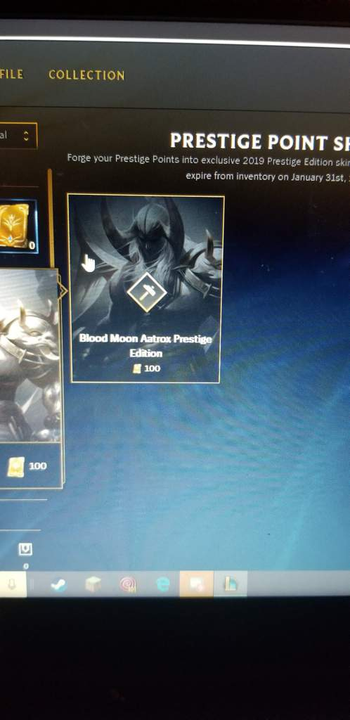 Do I buy the prestige points? | League Of Legends Official Amino