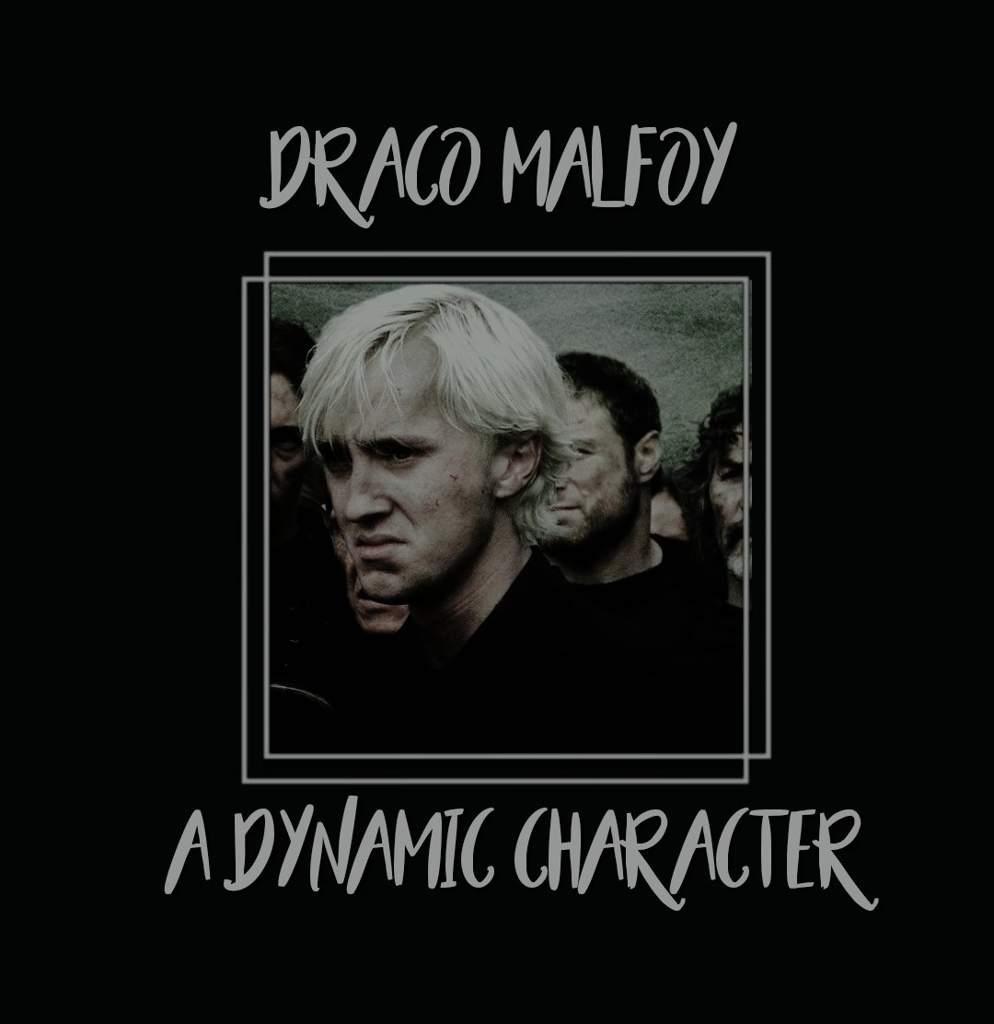 Draco Malfoy || A Dynamic Character | Harry Potter Amino