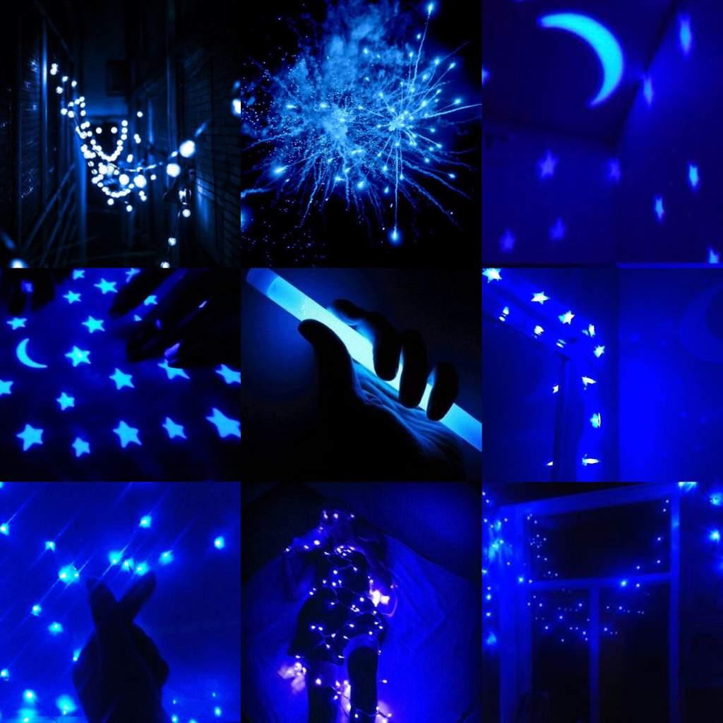 Blue Aesthetic Moodboards Aesthetics Amino