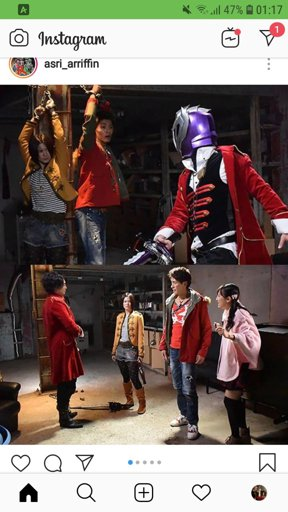 4 | Sentai & Rangers Unite Amino