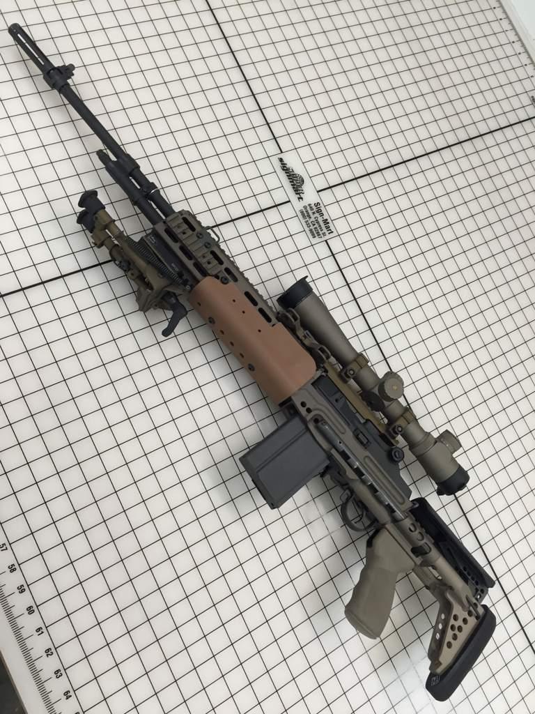 Guns of PUBG: MK14 Enhanced Battle Rifle | PUBG Mobile Amino