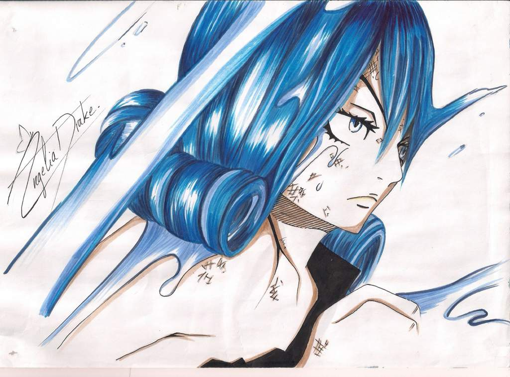 Juvia Fairy Tail Anime Manga Et Dessins Amino