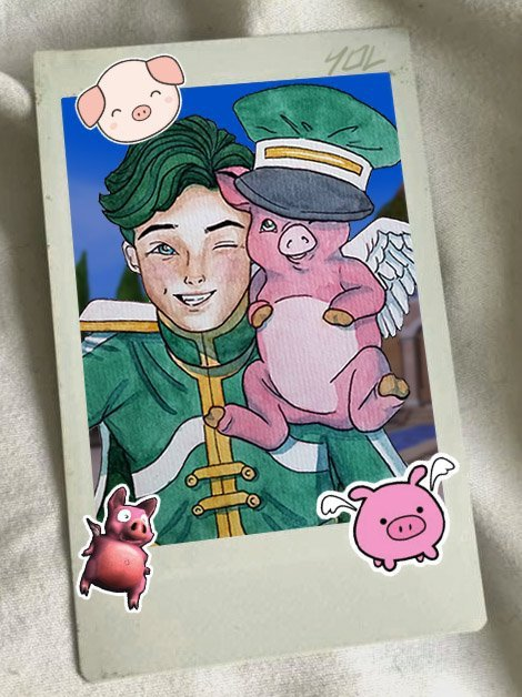 Year Of The Pig Contest Results! | Wizard101 Amino
